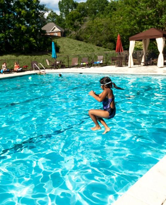 Club Swimming